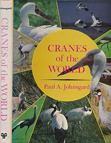 9780709914259: Cranes of the World