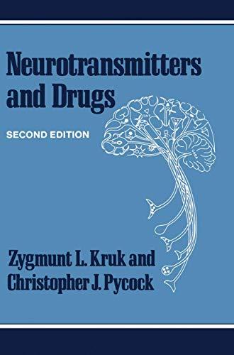 9780709915300: Neurotransmitters and Drugs (Croom Helm Biology in Medicine Series)