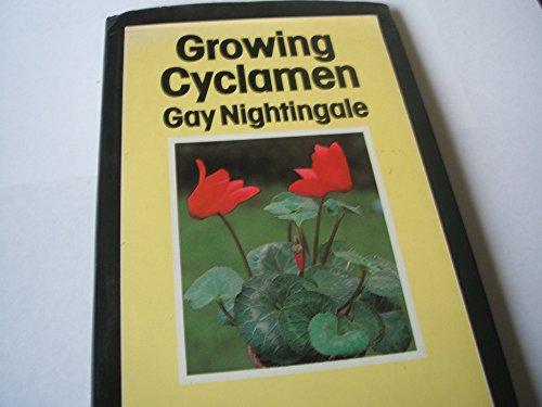 9780709918059: GROWING CYCLAMEN