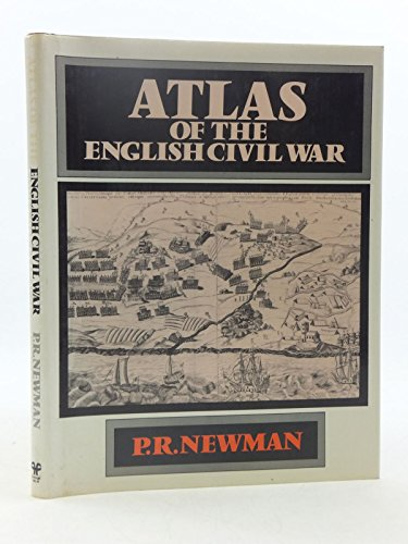 9780709918110: Atlas of the English Civil War