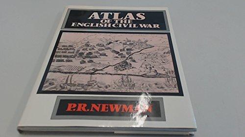 9780709918110: Atlas of the English Civil War