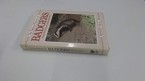9780709918318: Natural History of Badgers (Croom Helm mammal series)