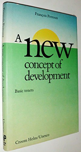 9780709920403: New Concept of Development