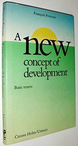 9780709920403: New Concept of Development