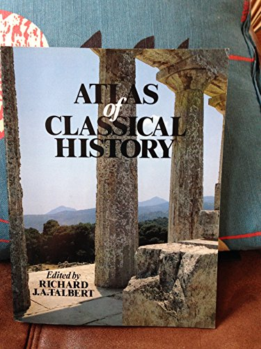 9780709924487: Atlas of Classical History