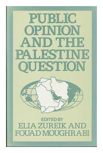 9780709930075: Public Opinion and the Palestine Question