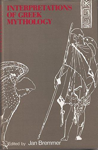 9780709932703: Interpretations in Greek Mythology