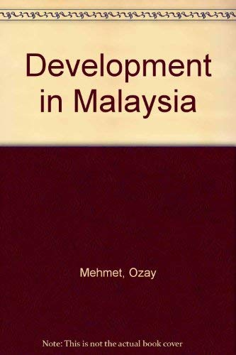 9780709935254: Development in Malaysia: Poverty, Wealth, and Trusteeship