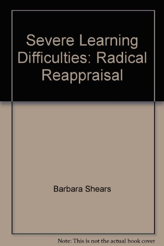 9780709936909: Teaching Children with Severe Learning Difficulties: Radical Reappraisal