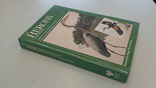 9780709937166: The Herons Handbook (Helm Field Guides)