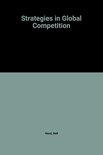9780709937968: Strategies in Global Competition
