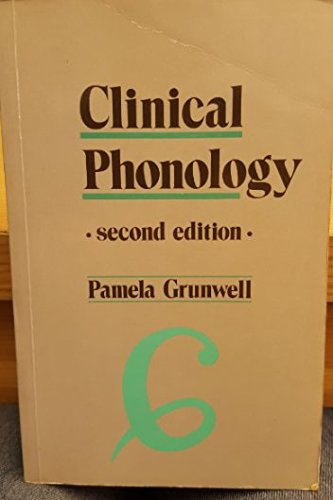9780709938613: Clinical Phonology