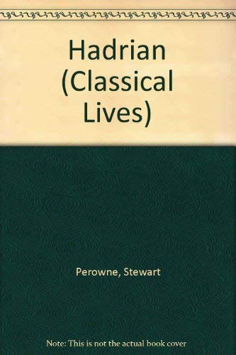 9780709940487: Hadrian (Classical Lives)