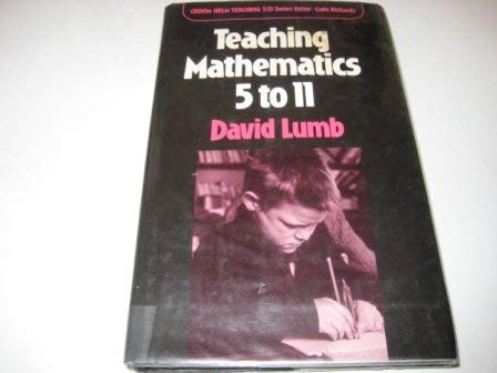 9780709941187: Teaching Mathematics 5 to 13