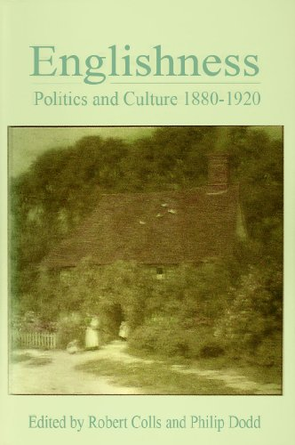 9780709945628: Englishness: Politics and Culture, 1880-1920