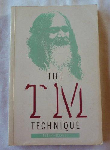 9780710000682: Transcendental Meditation Technique: Introduction to Transcendental Meditation and the Teaching of Maharishi Mahesh Yogi
