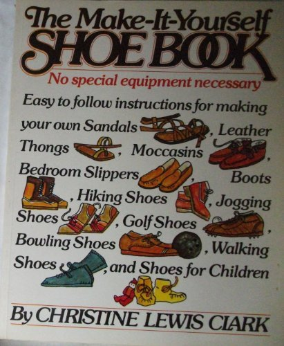 9780710000705: Make-it-yourself Shoe Book