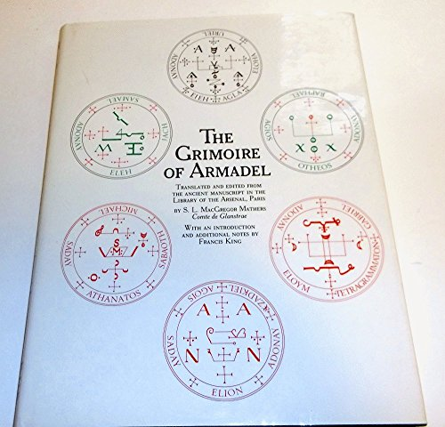 9780710000835: The Grimoire of Armadel