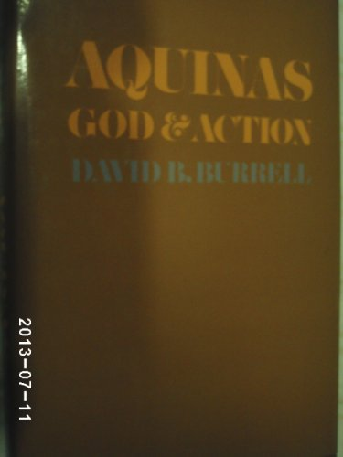 9780710001016: Aquinas: God and Action