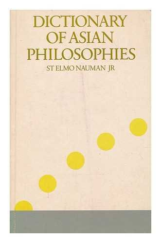 9780710002136: Dictionary of Asian philosophies