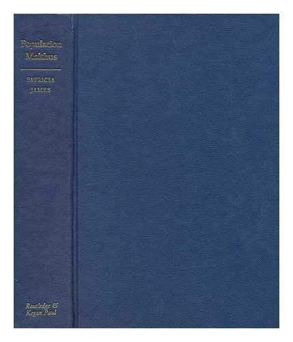 9780710002662: Population Malthus: His Life and Times