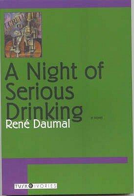9780710003256: Night of Serious Drinking
