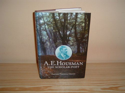 9780710003409: A.E.Housman: Scholar-poet