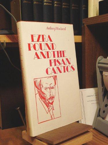 """9780710003720: Ezra Pound and the """"Pisan Cantos"""""""