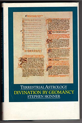 9780710005533: Terrestrial Astrology: Divination by Geomancy