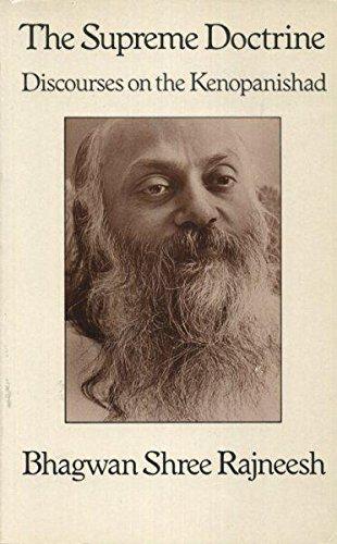 9780710005724: Supreme Doctrine: Discourses on the Kenopanishad