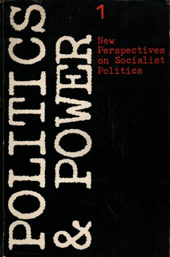 9780710005939: Politics and Power, 1