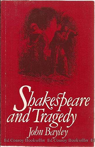 9780710006073: Shakespeare and Tragedy (Radical Social Policy Series)