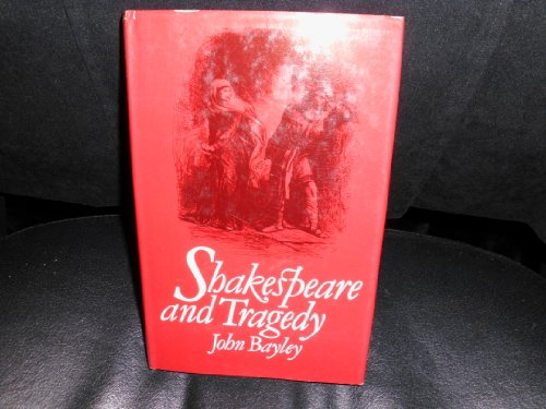 9780710006325: Shakespeare and Tragedy