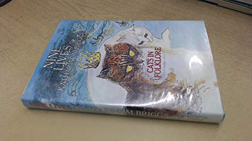 9780710006387: Nine Lives: Cats in Folklore