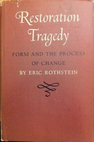 Restoration and Eighteenth Century Poetry, 1660-1780 (The: Rothstein, Eric