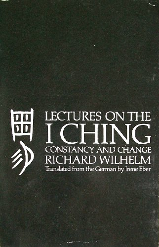 9780710006776: Lectures on the I Ching