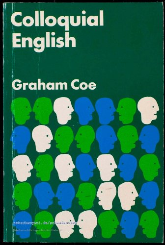 9780710007407: Colloquial English
