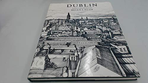 9780710008091: Dublin: Ninety Drawings