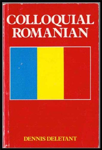 9780710008343: Colloquial Romanian: A Complete Language Course