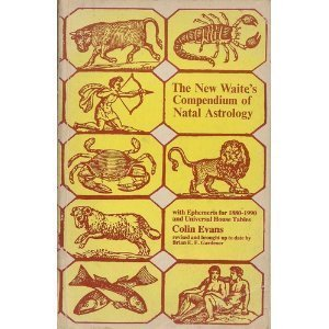 9780710008824: The new Waite's compendium of natal astrology
