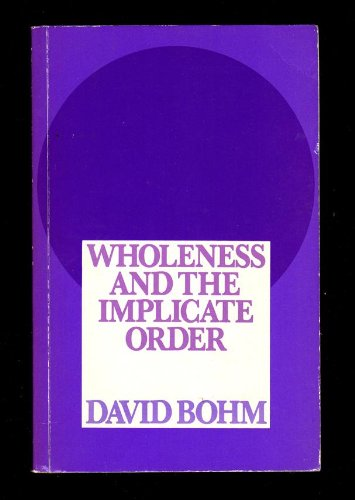 9780710009715: Wholeness and the Implicate Order