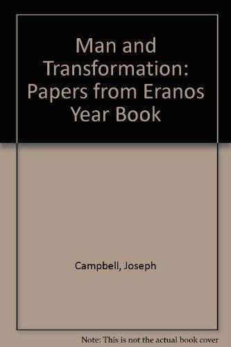 9780710011596: Man and Transformation (Papers from Eranos Year Book)