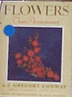 9780710012265: Flowers: Their Arrangement