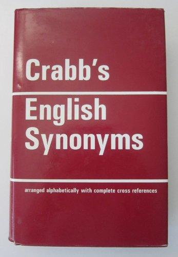 Crabb's English Synonyms: Crabb, George