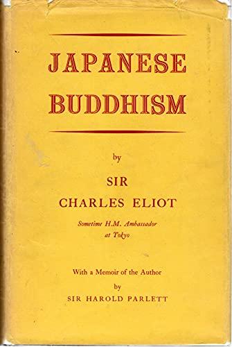 Japanese Buddhism: Eliot C