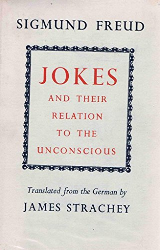 9780710014238: Jokes and Their Relation to the Unconscious