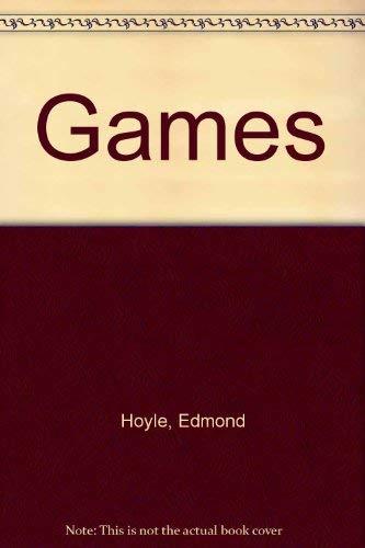 HOYLE'S GAMES MODERNIZED.: Dawson, Lawrence H.