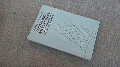 9780710015679: Cooke and Wheatstone and the Invention of the Electric Telegraph