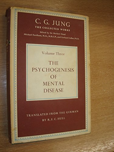 9780710016348: The Psychogenesis of Mental Disease: Volume 13 (Collected Works of C.G. Jung)