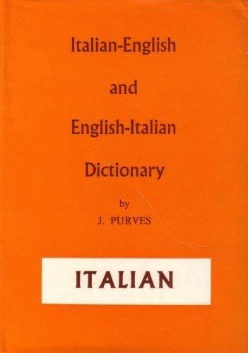 9780710019776: A Dictionary of Modern Italian